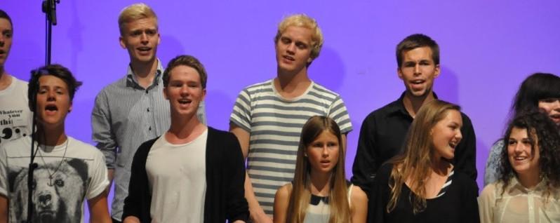 Unge synger klassisk: Faurés Requiem med Carsten Seyer-Hansen
