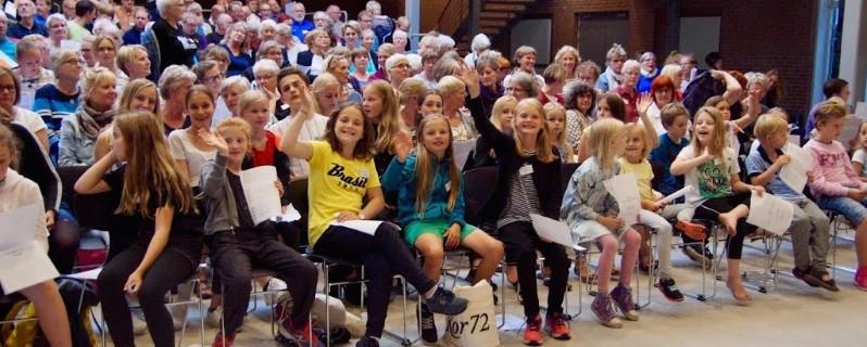 Sommerstævne i Tønder i uge 30, 2018