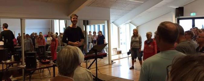 Sommerstævne 2017 - Gruppe B - Rytmisk voksengruppe - dansk rytmisk kormusik