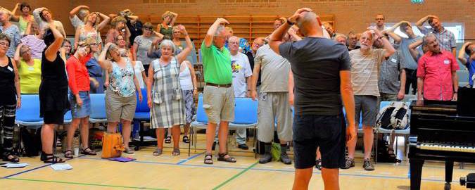 Sommerstævne 2017 - Gruppe A - Klassisk voksengruppe