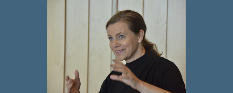 Kvindekorstævne i Aalborg med Birgitte Næslund Madsen