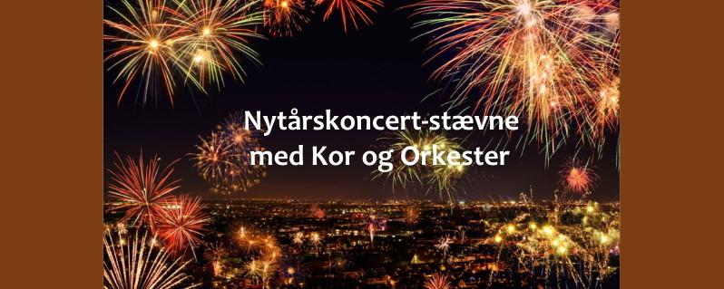 Nytårskoncert-stævne i København
