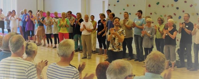 Sommerstævne 2020 - Gruppe B - Rytmisk voksengruppe
